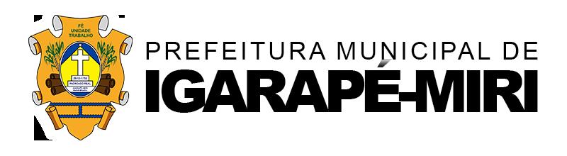 Prefeitura Municipal de Igarapé-Miri | Gestão 2021-2024